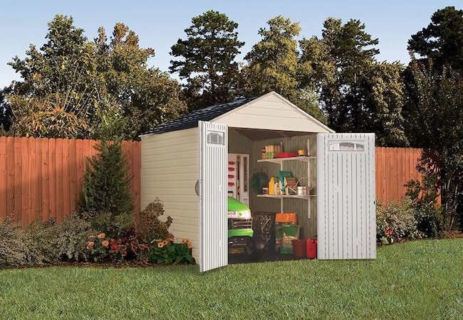 The 10 Best Sheds for Your Backyard