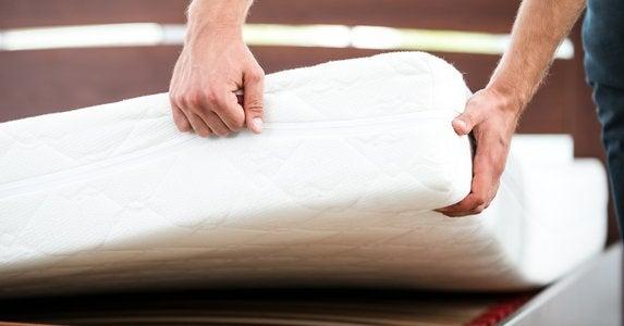 Rotating mattress