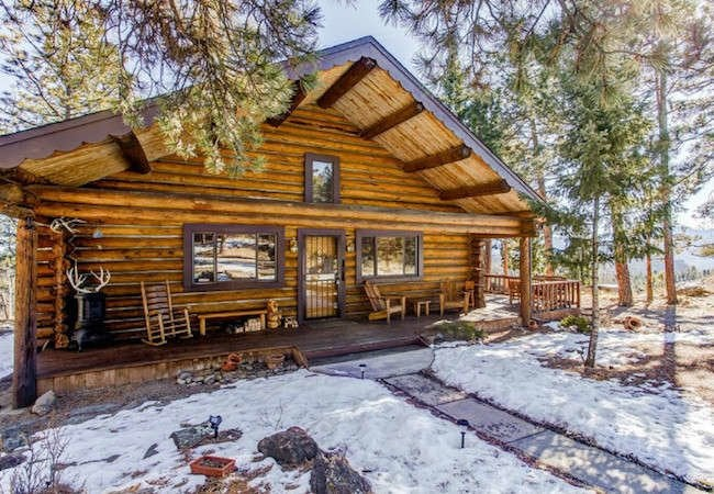 17 Log Cabins We Love