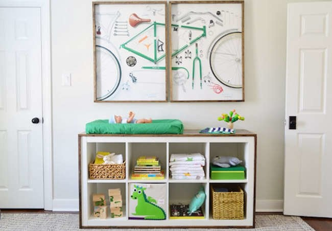 The 9 Most Unconventional Ways to Use an IKEA Shelf