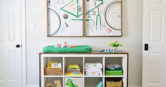 Changing table ikea hack %281%29