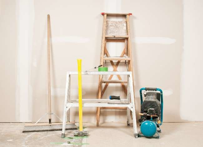 The 4 Messiest DIY Projects—And How to Make Cleanup a Breeze