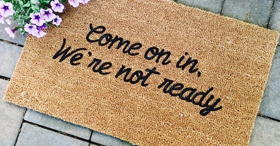 Cheap doormats