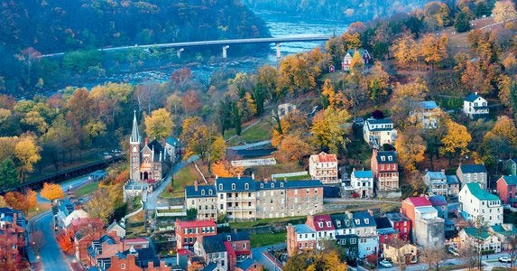 Harpers ferry wv