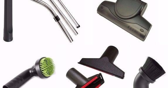 Vacuum attachments