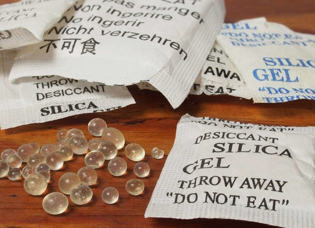 10 Reasons You Shouldn't Toss Silica Gel Packets