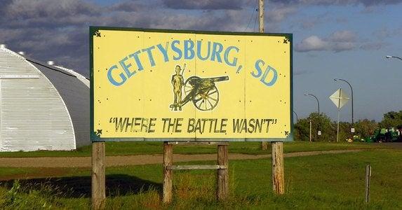 Gettysburg sd