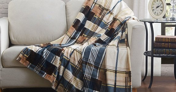 Blanket plaid