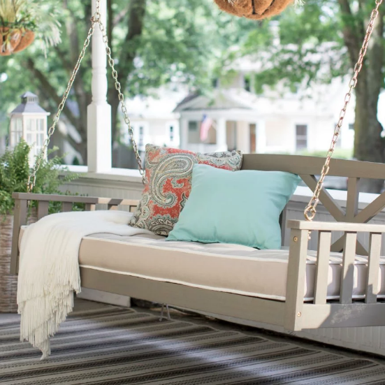 10 of the Best Porch Swings You Can Buy
