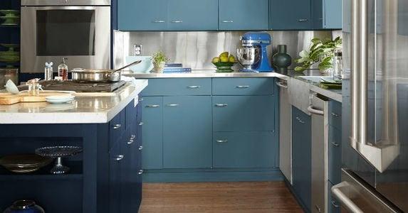 Painting Laminate Cabinets Dos And Don Ts Bob Vila