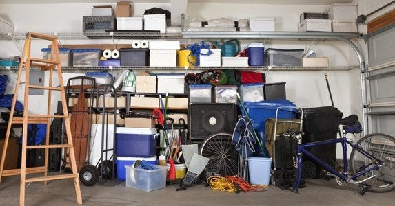 Declutter the Garage When You Toss These 12 Things - Bob Vila