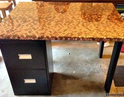 Penny desk homeroad