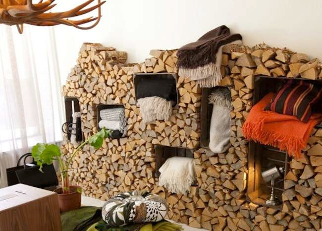 "12 ""Different"" Ways to Store Firewood"