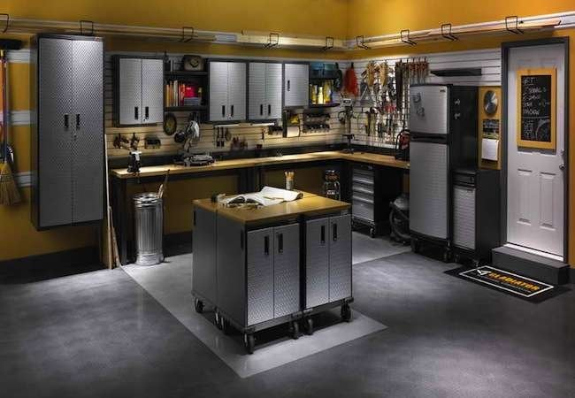 Garage Storage Ideas 11 Neat Solutions Bob Vila