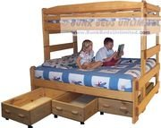 Twin%20over%20full%20stackable%20bunk%20bed%20plan