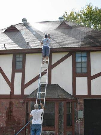 3172 roof cleaning