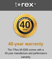 T-rex-40-warranty