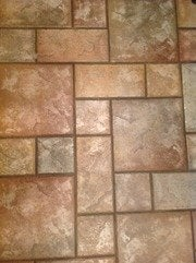 Replacing Kitchen Tiles Floor