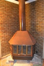 Preway Freestanding Fireplace Forum Bob Vila