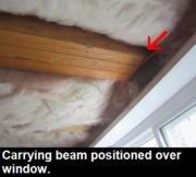 Bearing beam