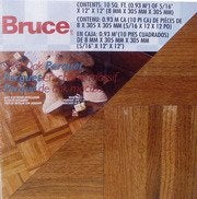 Bruce Oak Parquet Floor Tiles Chestnut Smooth