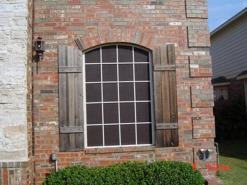 5578 restaining exterior