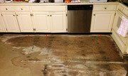 how to remove the top plywood sub-floor for ceramic tile in the