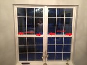 Simonton windows air leak