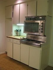 Tappan gurney series 400 electric single oven edknr 436c