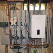 Navien-ncb-210-oil-to-gas-conversion-boiler-installation-in-connecticut