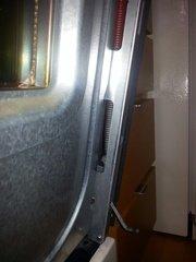 Door pin 1