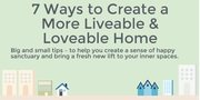 7 ways to creat home