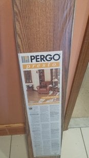 Pergo Laminate Flooring Red Oak Blocked Ph 4577 Forum