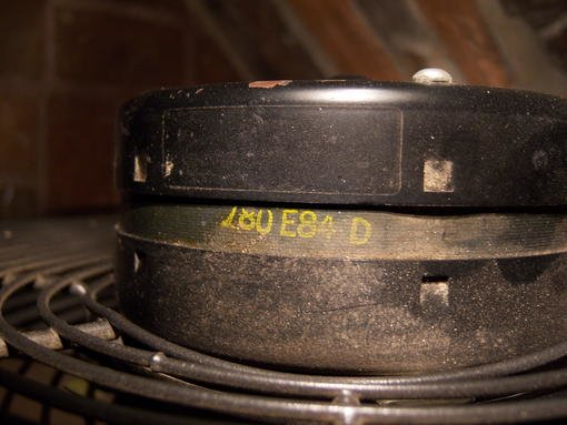 5619 preway blower motor