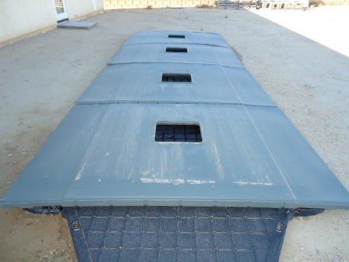 6074 roof panel