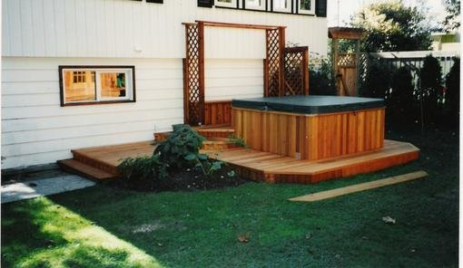 862 wood foundation for