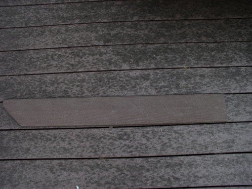 Trex Deck Mold Problem Forum Bob Vila