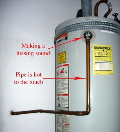 10181 gas water heater rel