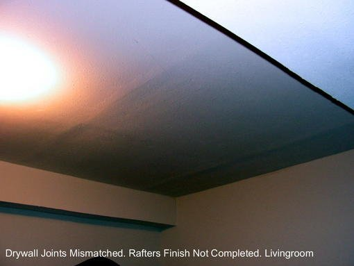 Bulges In Wall And Ceilings Drywall Forum Bob Vila