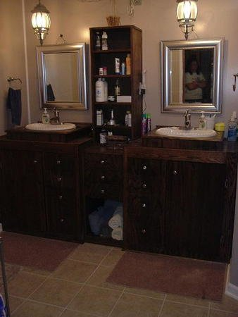 119 master bath remodel - Mobile Home Bathroom Remodeling