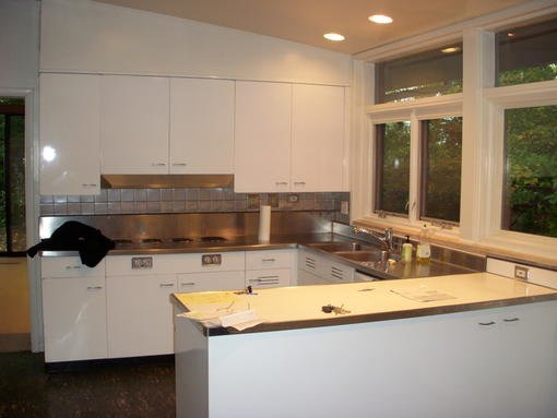 st charles steel kitchen cabinets st charles brand metal kitchen cabinets forum bob vila 26544