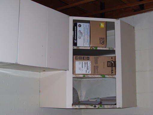 2068 corner cabinet