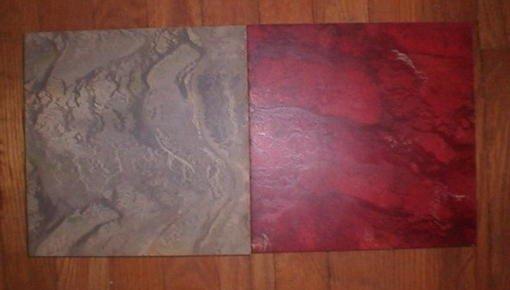 2078 vintage floor tile