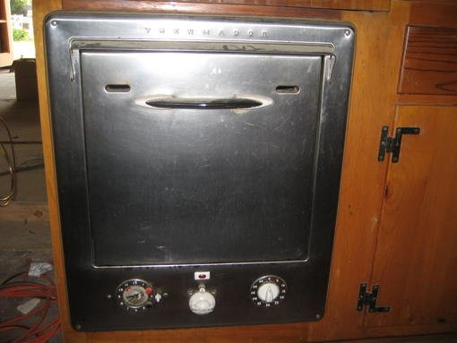 Thermador 1950 S Electric Built In Oven Forum Bob Vila