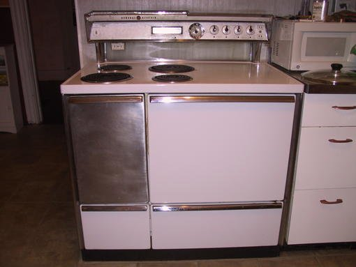 Antique General Electric Range Stoves ~ Vintage s ge stratoliner electric stove forum bob vila