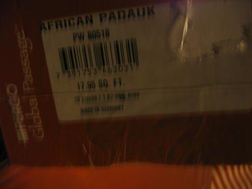 3828 pergo african paduak