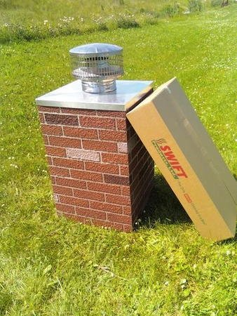 8700 brick chimneyinabox