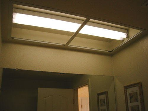 Replace Fluorescent with Incandescent lighting? - Forum - Bob Vila