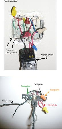 8902 fixture wiring