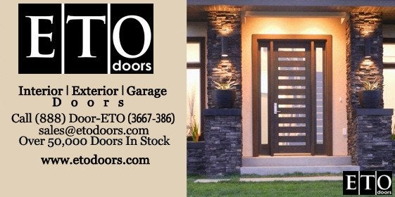 Eto-doors - Brands - Marketplace - Bob Vila